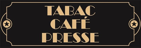 Tabac – Café – Presse