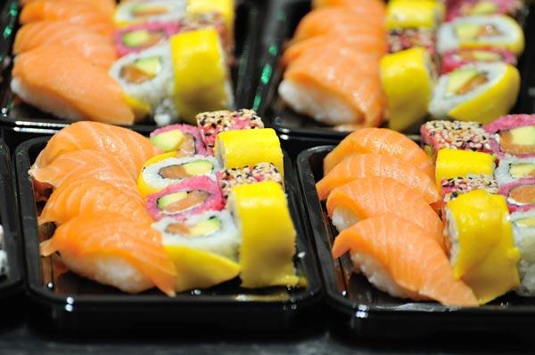 EatHappy Sushi