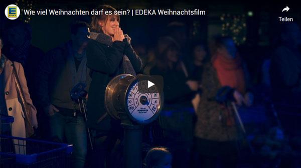 EDEKA-Weihnachtsfilm